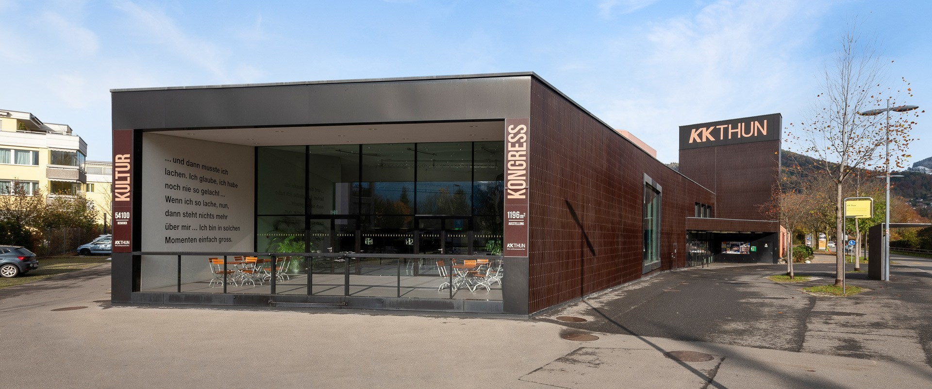 FAQ - Kultur- und Kongresszentrum Thun