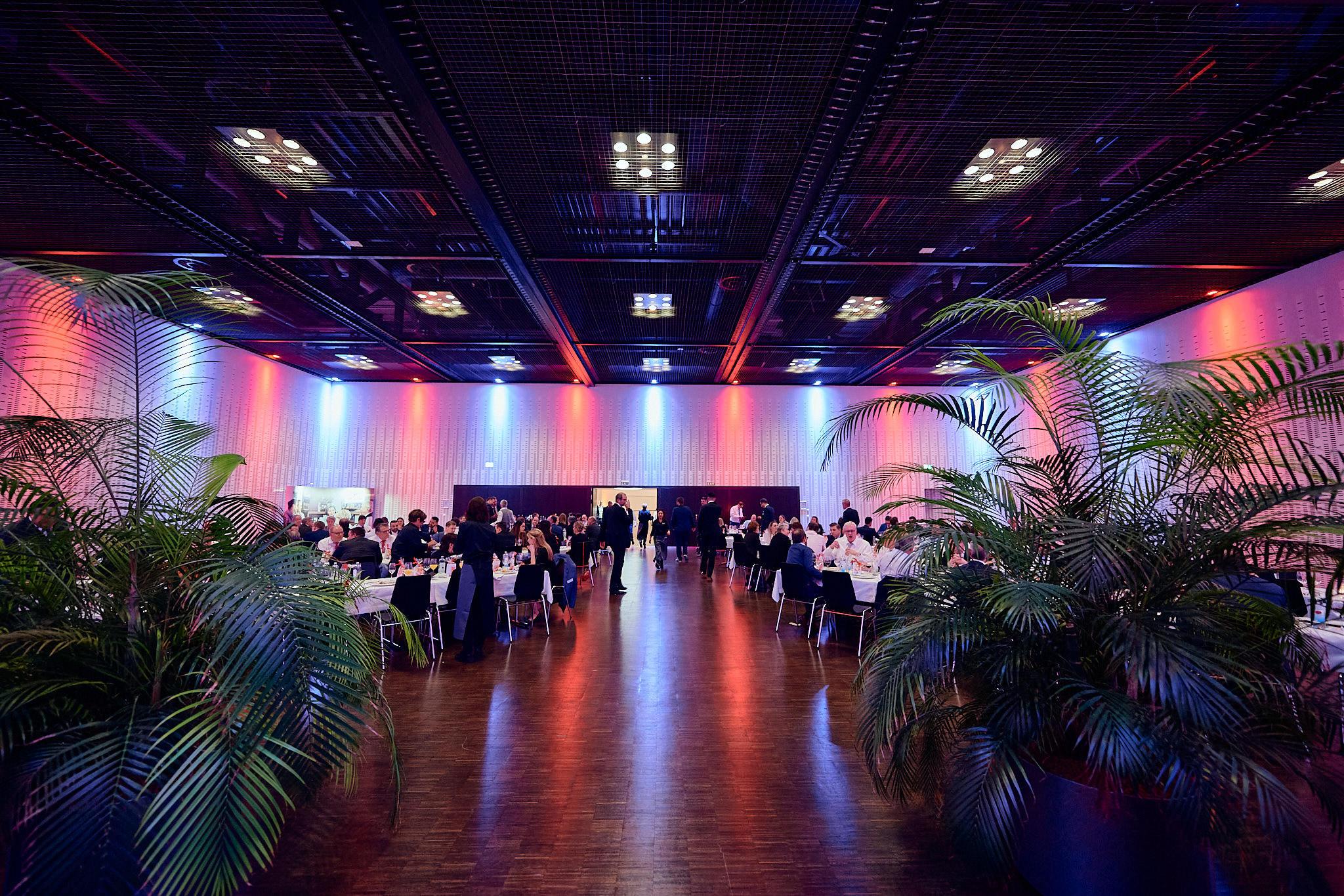 Lachensaal, mulitfunktional, bis 1200 Personen - Kultur- und Kongresszentrum Thun